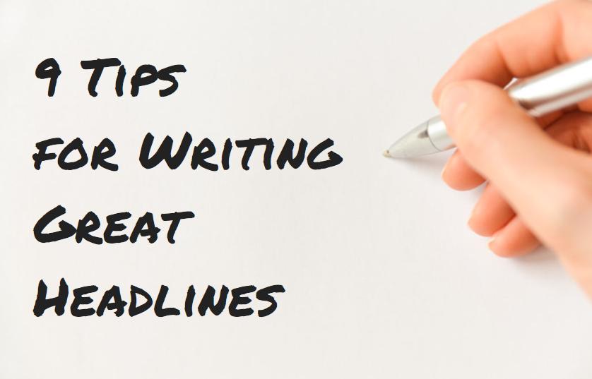 consejos para escribir grandes titulares 2017