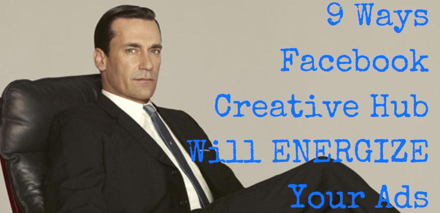 creativo de facebook