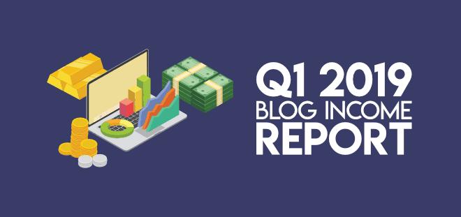 Cómo hice $ 991.58 Blogging en el primer trimestre de 2019