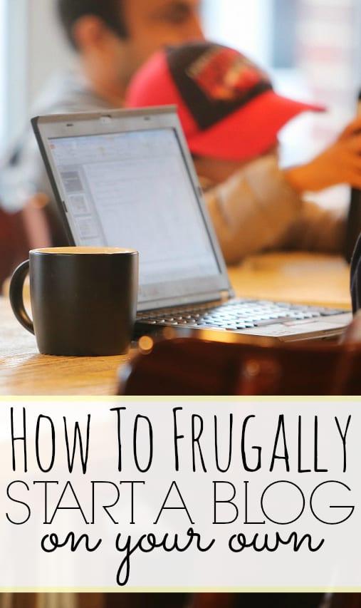 Cómo iniciar un blog: consejos para un principiante
