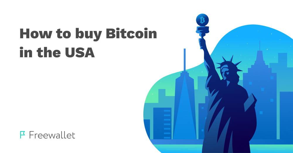 Cómo comprar Bitcoin en los EE. UU.