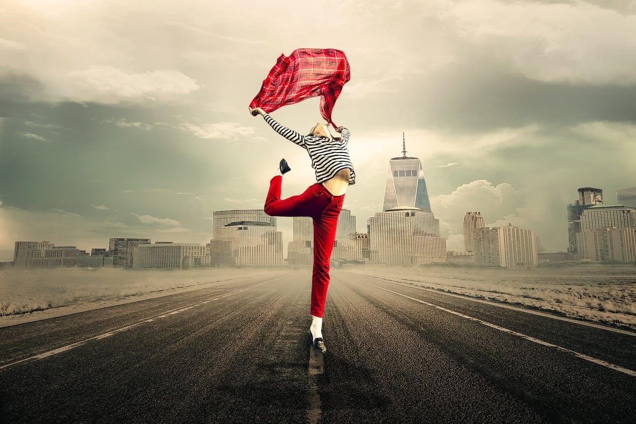 El viaje de una mujer a la independencia financiera: de la quiebra a la libertad