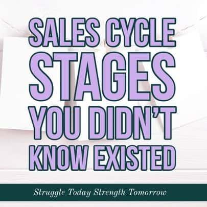 Etapas del ciclo de ventas que no sabía que existían