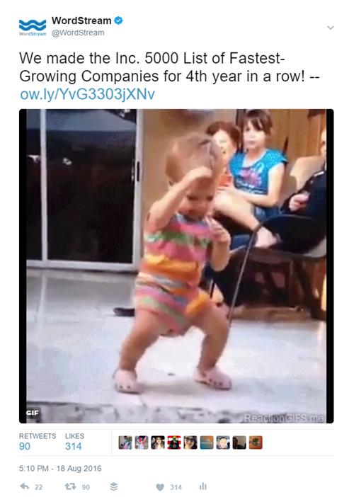 Mejores Tweets GIF