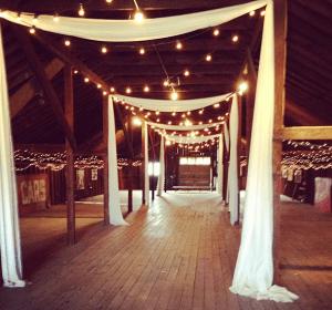Estate Wedding Barn Imagen del lugar de la boda Kuhs Farm en St. Louis