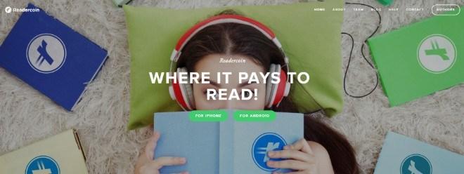 Revisión de Readercoin, ¿qué es?
