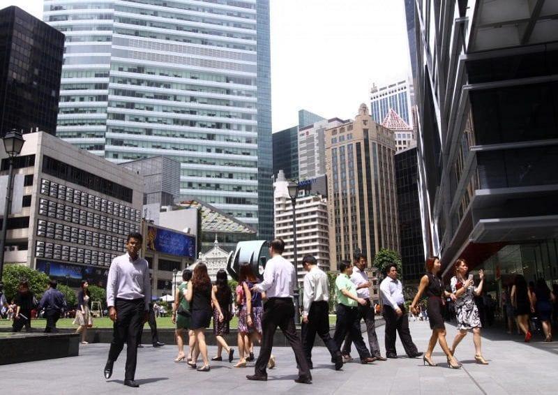 Salario mínimo en Singapur