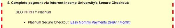 Una revisión de la Universidad de Ingresos de Internet. ¿Es una estafa?