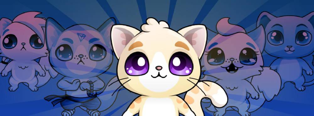 Mascota Cuties Cutchain