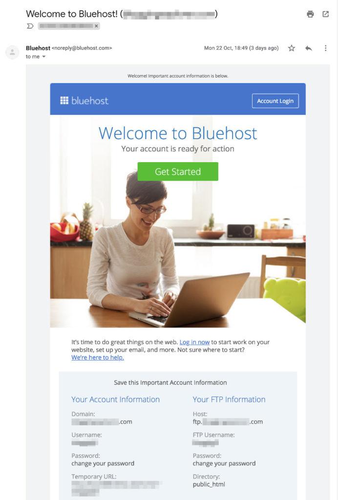 Cómo iniciar un blog de WordPress en Bluehost: guía paso a paso y tutorial