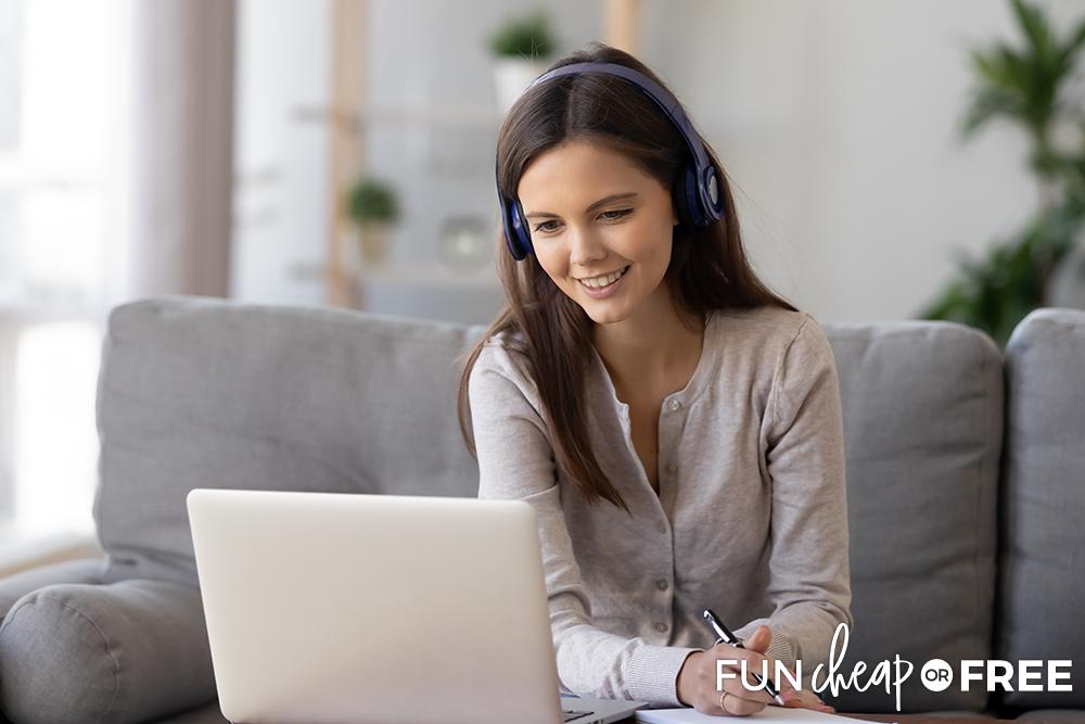 Obtenga una tutoría de trabajo secundario en línea de Fun Cheap o Free