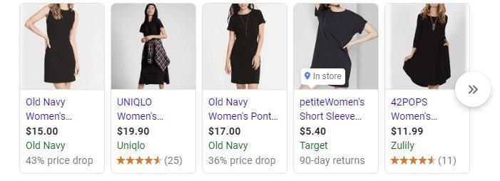 Old Navy descuentos en comercio electrónico