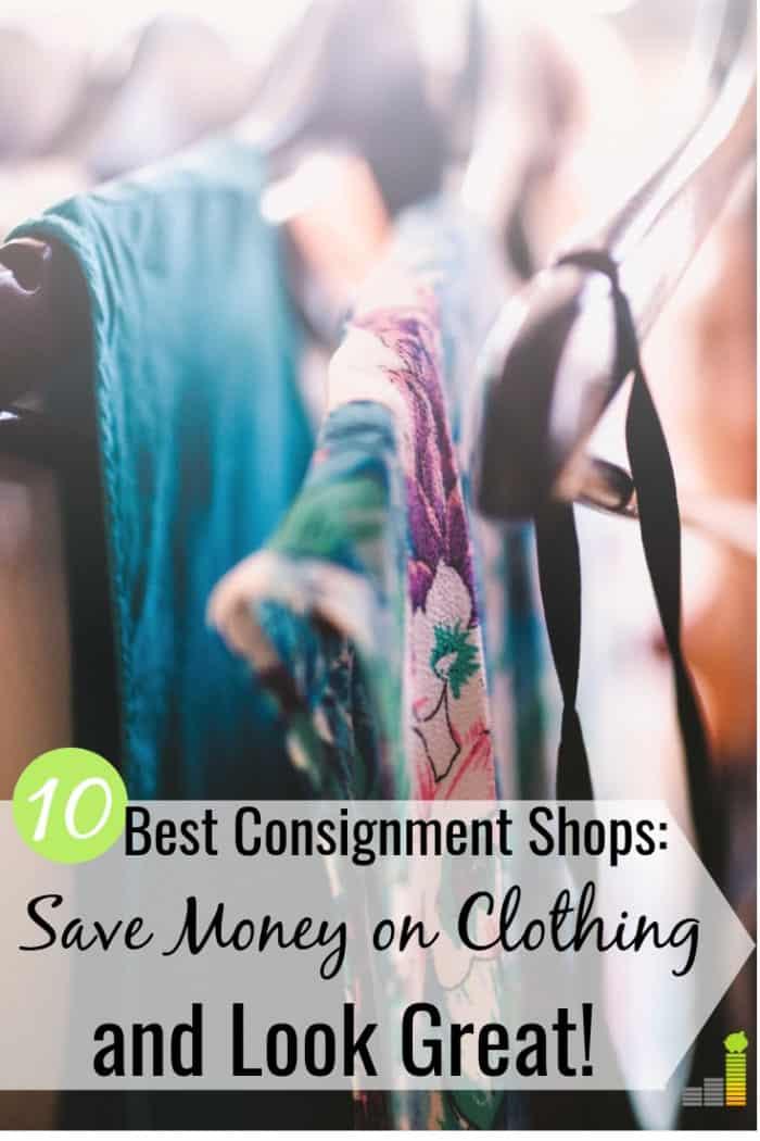 ¿Busca las mejores tiendas de consignación cerca de usted? Aquí están las diez mejores tiendas de consignación cercanas y en línea para ahorrar dinero o ganar dinero vendiendo ropa.