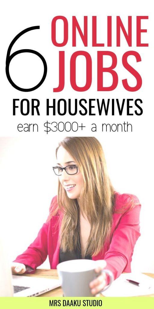"""trabajos en línea para amas de casa y madres en el hogar para ganar dinero en línea """"data-pin-description ="""" El mejor trabajo legítimo de trabajos en el hogar para cualquier persona que quiera trabajar en casa, incluidas las amas de casa, las madres en el hogar, las madres en el hogar, los estudiantes universitarios ¡Estos son trabajos y negocios en línea con los que las amas de casa pueden ganar dinero desde casa! #housewives #onlinejobs #sidehustle #cash #makemoneyonline #stayathomemomjobs #workathomejobs """"class ="""" wp-image-7489 """"srcset ="""" https://mrsdaakustudio.com/wp-content/uploads/2019/09/legitimate-online-jobs -for-housewives-and-stay-at-home-moms-1-512x1024.jpg 512w, https://mrsdaakustudio.com/wp-content/uploads/2019/09/legitimate-online-jobs-for-housewives- and-stay-at-home-moms-1-150x300.jpg 150w, https://mrsdaakustudio.com/wp-content/uploads/2019/09/legitimate-online-jobs-for-housewives-and-stay-at -home-moms-1.jpg 600w """"tamaños ="""" (ancho máximo: 512px) 100vw, 512px"""