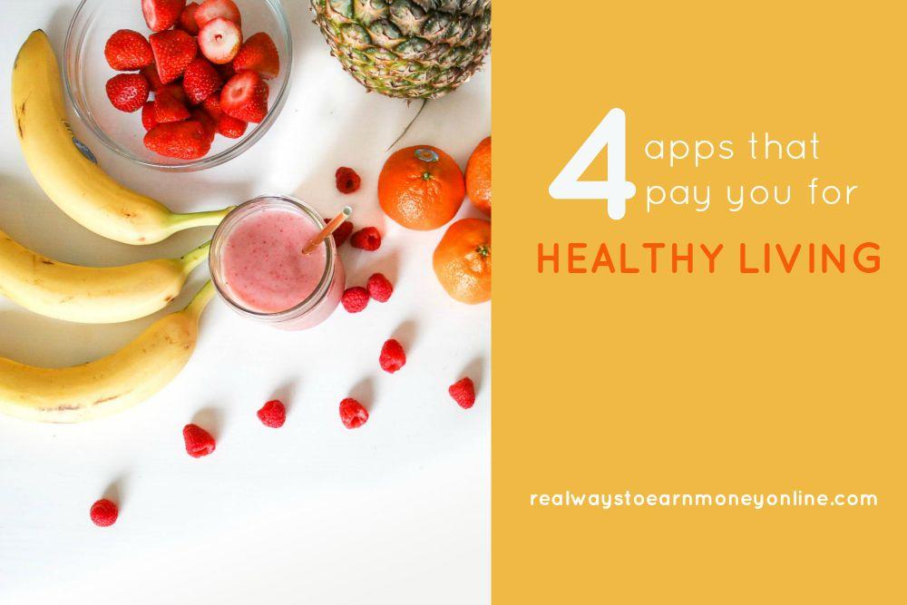 4 aplicaciones de buena reputación que le pagan por estar saludable