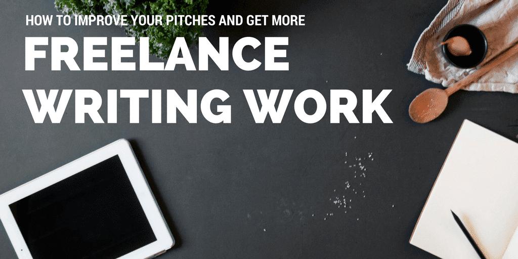 Cómo mejorar tus lanzamientos y obtener más trabajo de escritura independiente