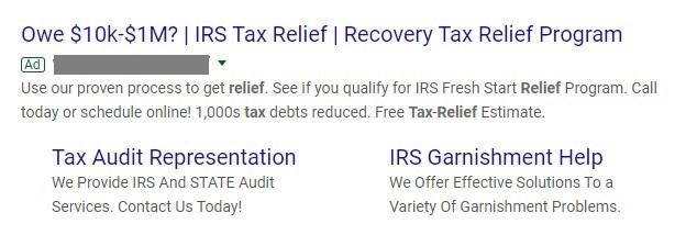La nueva política de anuncios de Google restringe los anuncios de servicios de deuda y prohíbe los anuncios de reparación de crédito