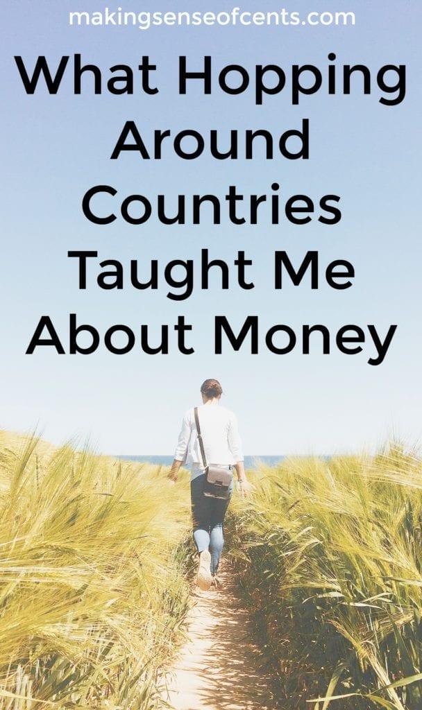 Averigüe qué es lo que me ha enseñado los condados sobre el dinero.