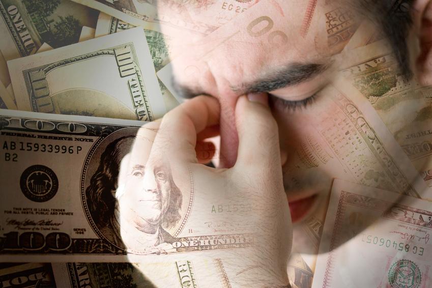 Los pagos hipotecarios tienen menor prioridad en la clasificación financiera