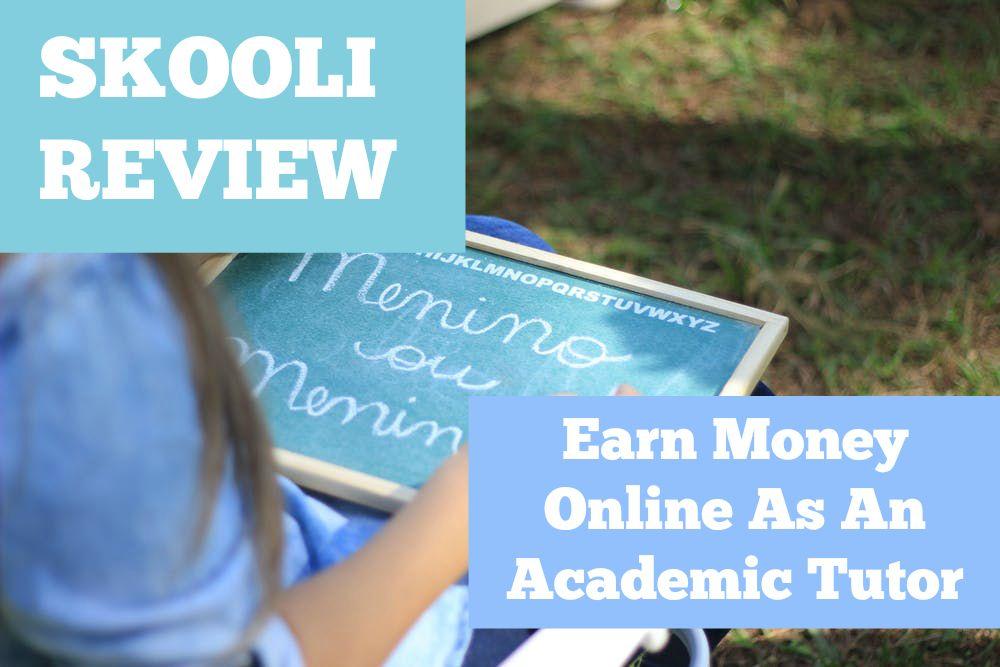 Revisión de Skooli - Gane más de $ 20 por hora para tutoría en línea