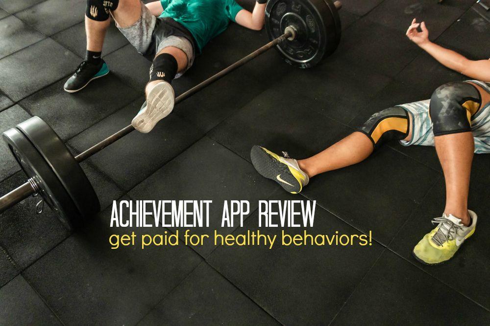 Revisión de logros - Obtenga recompensas por alcanzar objetivos de salud