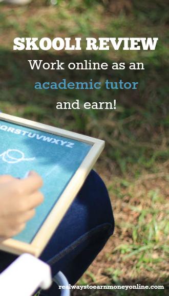 Revisión de Skooli: trabaje en línea como tutor académico y gane más de $ 20 por hora.