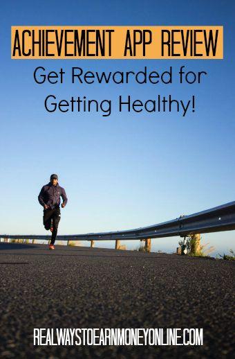 Revisión de la aplicación de logros: se les paga para estar saludables.