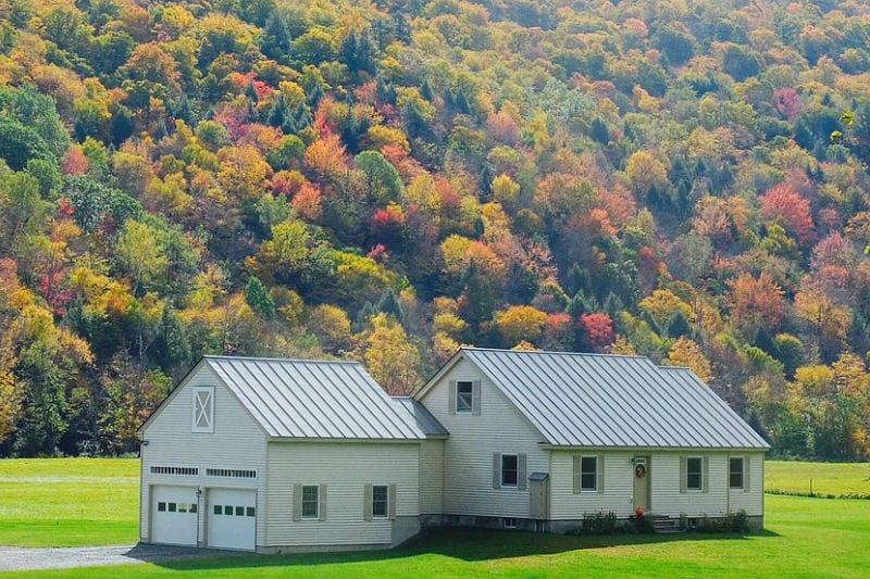 Vermont le pagará $ 10,000 para mudarse allí y trabajar de forma remota