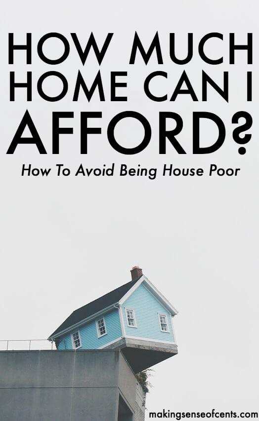 ¿Cuánto hogar puedo pagar?