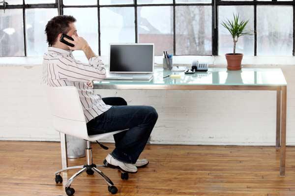 ¿Sabes cómo administrar un negocio exitoso desde casa?