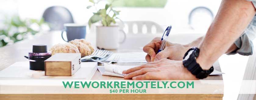 Trabajos de redacción a largo plazo en línea
