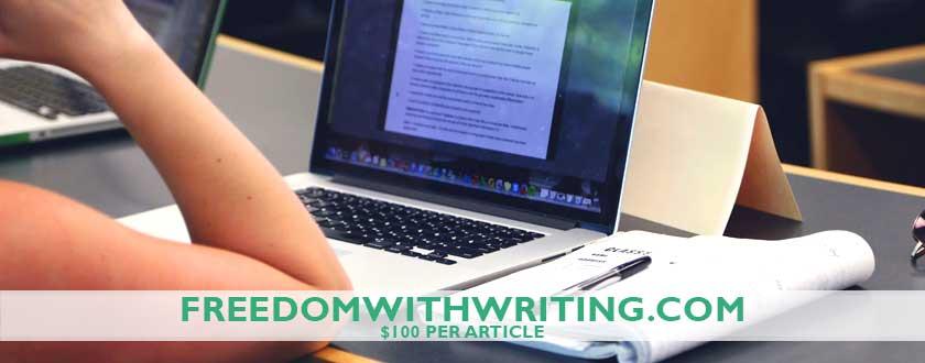 Ejemplos de buenos trabajos de escritura