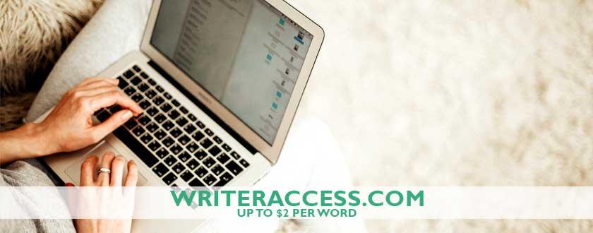 Cómo encontrar trabajo de escritura en línea
