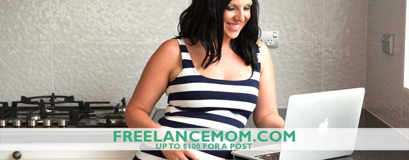 Sitio web para publicar artículos para mamás