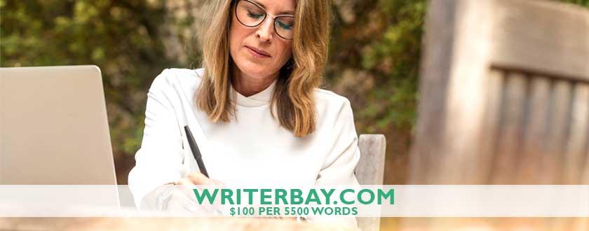 Asignaciones de escritura independiente