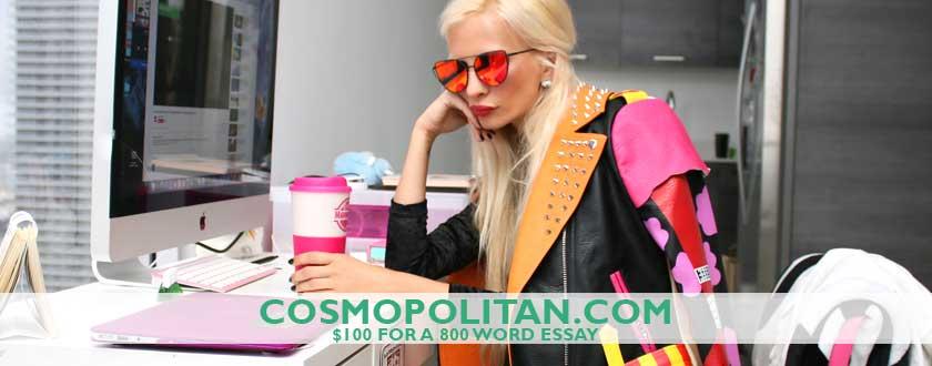 Cómo conseguir trabajo en la revista Cosmopolitan
