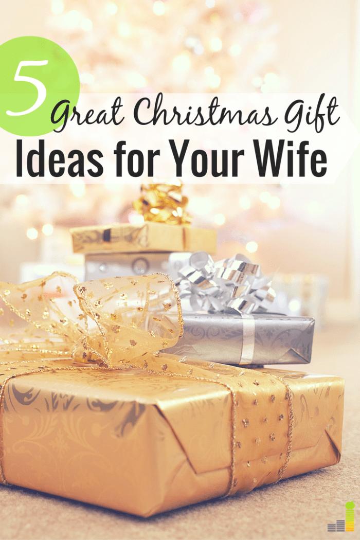 Las ideas de regalos de Navidad para su esposa pueden ser difíciles de encontrar. Comparto algunos regalos navideños para mi esposa que son fáciles de presupuestar y que ella ama.