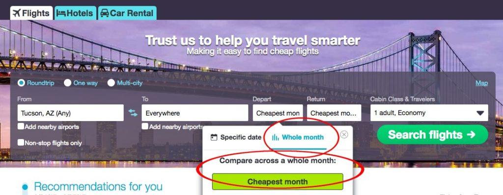 No es necesario quebrar para irse de vacaciones. Sí, puedes viajar con un presupuesto limitado, ¡todo se trata de conocer consejos y trucos para un viaje económico! ¡Aquí le mostramos cómo Skyscanner para obtener la mejor oferta en un vuelo!