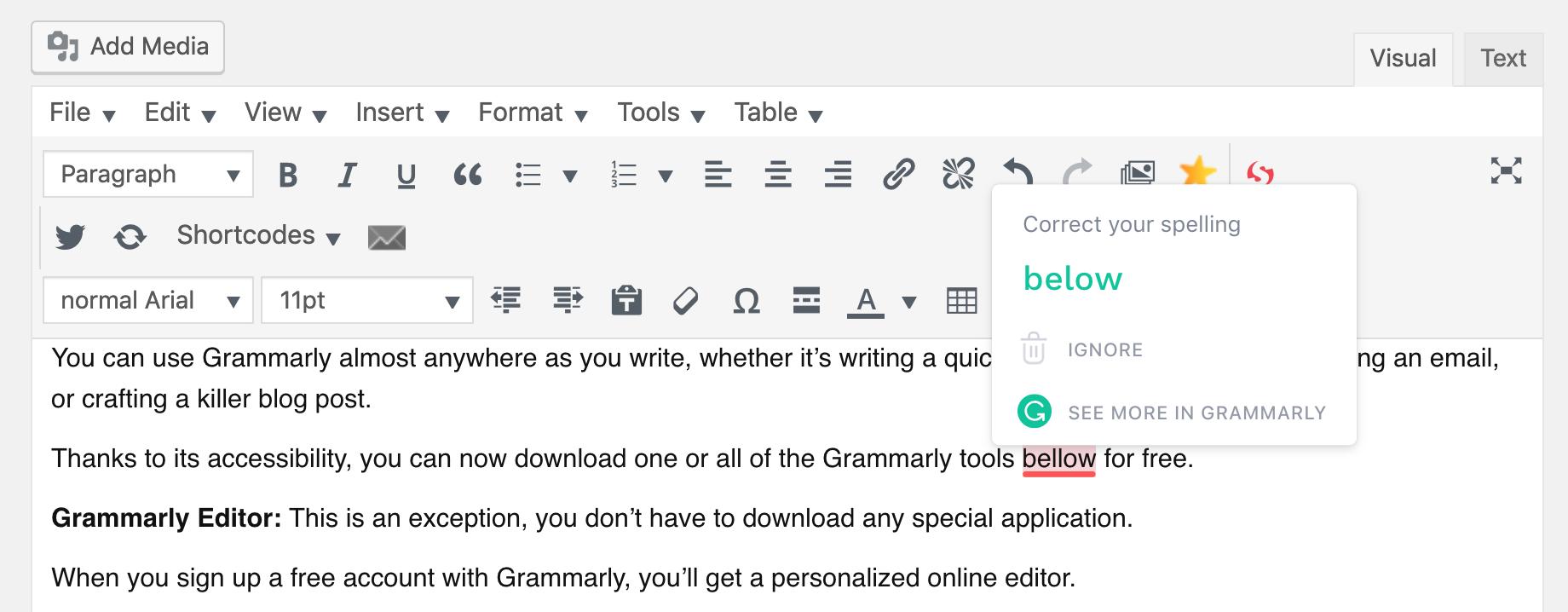 Revisión gramatical: el mejor corrector gramatical y ortográfico en línea. thinkmaverick