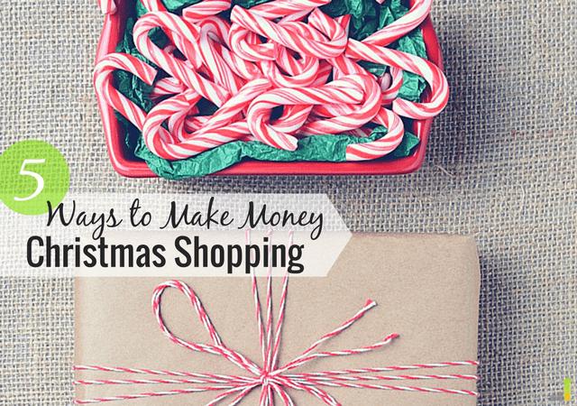 Puedes ganar dinero comprando en Navidad si sabes lo que estás haciendo. Comparto algunas 5 excelentes maneras de ganar dinero extra durante la temporada navideña y más allá.