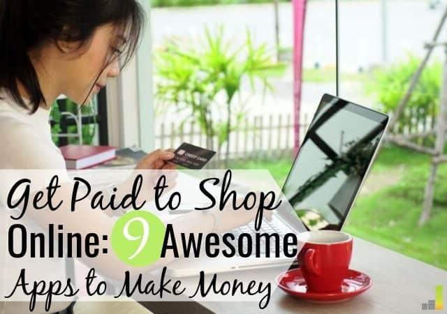 Se le puede pagar para comprar en línea de forma gratuita con poco esfuerzo. Aquí están las 9 mejores aplicaciones de compras de devolución de efectivo para ahorrar dinero cuando compra en línea.