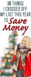 ahorrar dinero en navidad