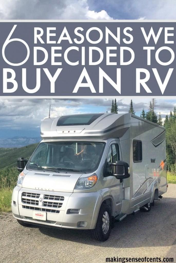 ¡Compramos un RV Clase C - El Winnebago Itasca Viva!