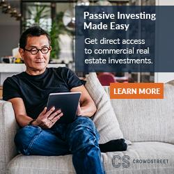 La inversión pasiva de CrowdStreet es fácil