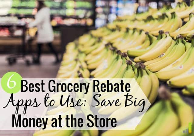 Las mejores aplicaciones de reembolso de comestibles te permiten ahorrar dinero en comestibles y más. Aquí están las 6 mejores aplicaciones de comestibles de devolución de efectivo que ponen más dinero en su bolsillo.