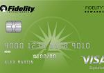 Tarjeta Visa Signature de Fidelity Rewards