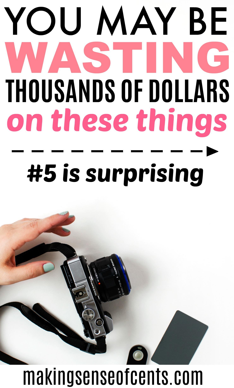 Hay muchas cosas por ahí que son una gran pérdida de dinero. Continúa leyendo si quieres dejar de malgastar dinero hoy.