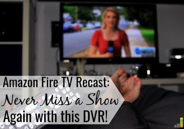 Amazon Fire TV Recast es un DVR OTA que le permite grabar programas de TV. Lea nuestra reseña para saber cómo el DVR lo ayudará a no perderse nunca más un programa.