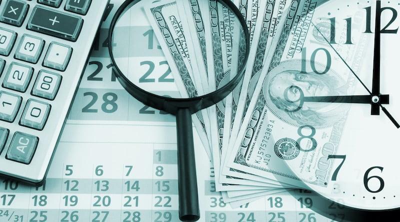 Característica Banner para Money Calendar Pro Review
