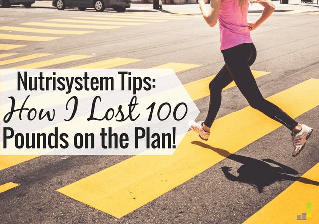 Mi revisión de Nutrisystem dice cómo perdí 100 libras en el plan de dieta. Si quieres perder peso, lee mi opinión sobre Nutrisystem para ver si son para ti.